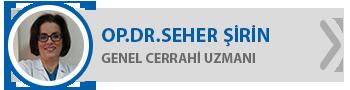 op. dr. seher şirin